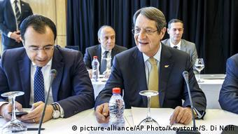 Schweiz Zypernverhandlungen