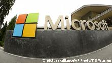 Microsoft (picture-alliance/AP Photo/T.S. Warren)