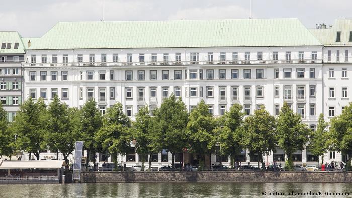 Отель Vier Jahreszeiten