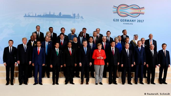 Resultado de imagem para G20 2017