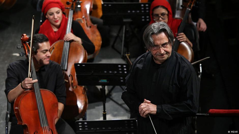 جلوگیری مجدد از حضور نوازندگان زن روی صحنه کنسرت در اصفهان