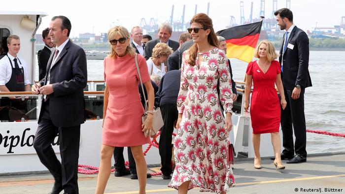 Deutschland G20 Gipfel Partnerprogramm (Reuters/J. Büttner)