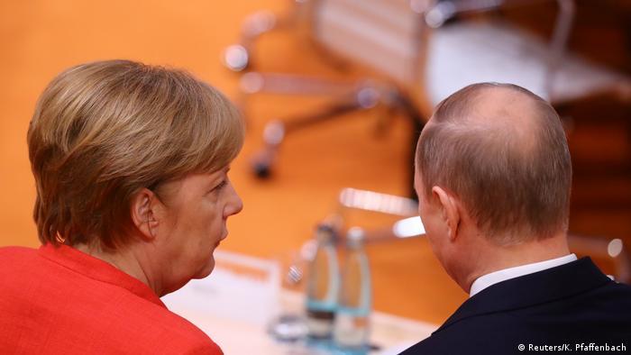 Deutschland G20 Gipfel