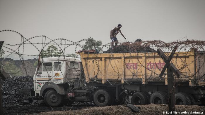 Indien Chhatisgath Kohle