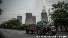 Indien Chhattisgarh Kraftwerk