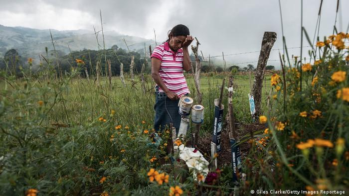 Honduras Umweltschützer