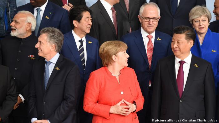G20, Hamburg, 2017.