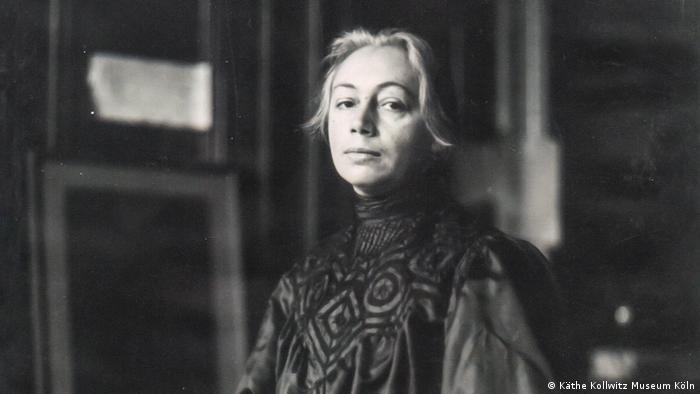 Porträt Käthe Kollwitz (Foto: Käthe Kollwitz Museum Köln)