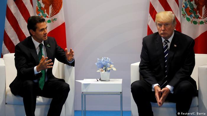 Un año de Donald Trump: una pesadilla para México