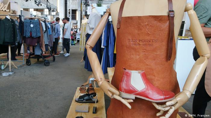 Ethical Fashion Show in Berlin