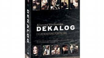 Cover der DVD Dekalog von 1989