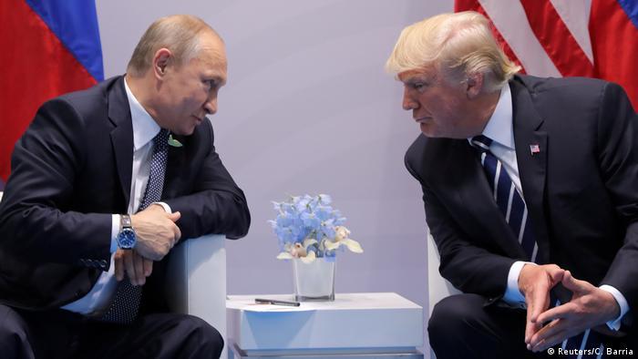Trump Putin ile ilgili görsel sonucu