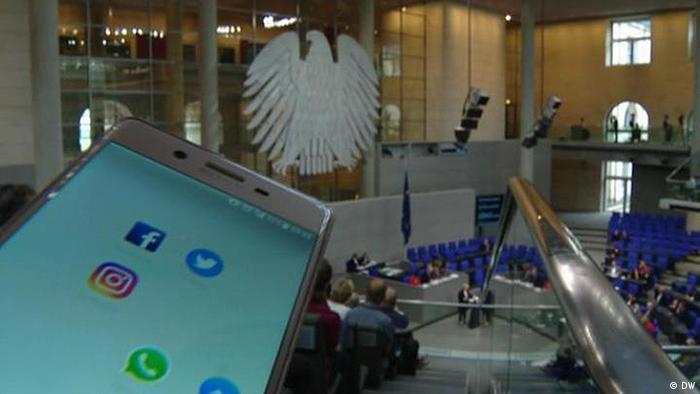 Cybermobbing gegen deutsche Politiker | Fokus Europa
