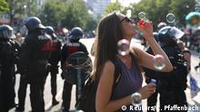 G20 Gipfel in Hamburg   Demonstration & Protest