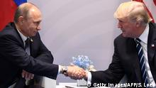 G20 Gipfel in Hamburg | Putin & Trump