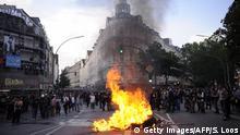Deutschland Hamburg - G20 Proteste