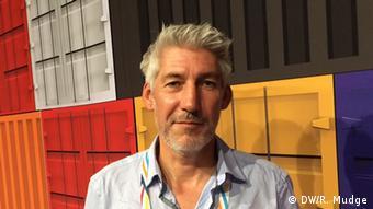 Robert Mudge - Kommentatorenbild (PROVISORISCH)