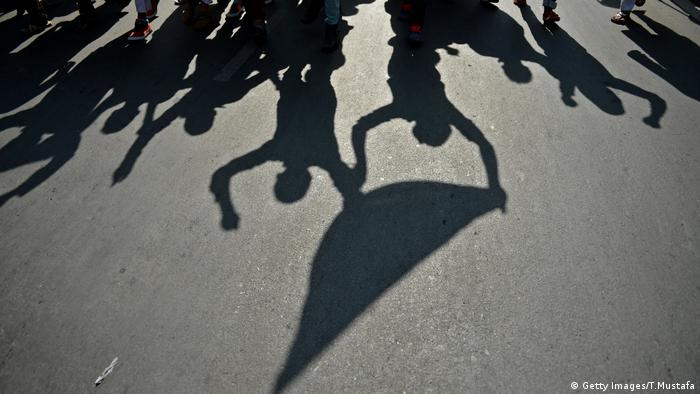 Kashmir Proteste (Getty Images/T.Mustafa)