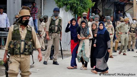 Kashmir Polizei (Reuters/C.McNaughton)