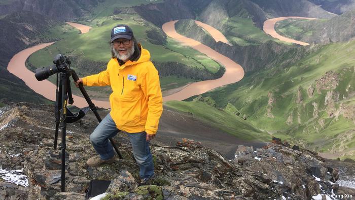 Yang Xin chinesische Umweltaktivist NGO (Yang Xin)