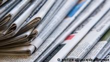 Tageszeitungen Presse Presseschau