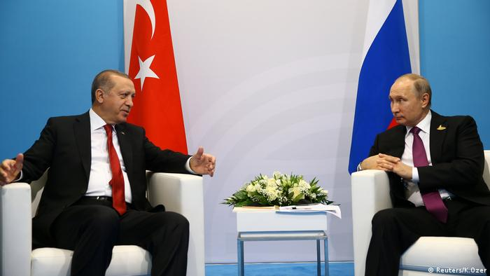G20 Erdogan and Putin (Reuters/K.Ozer)