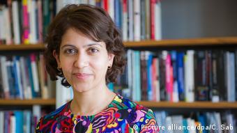 Amrita Narlikar, presidenta del GIGA.