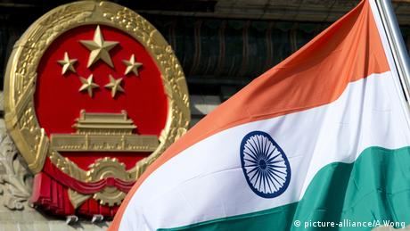 China Indien Grenzstreit (picture-alliance/A.Wong)