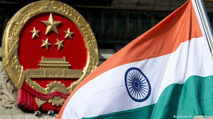 China Indien Grenzstreit