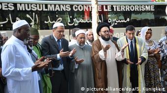 Акция французских имамов против терроризма