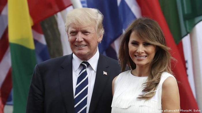 ما هو وضع ميلانيا ترامب بعد هزيمة زوجها وفوز نظيره بايدن