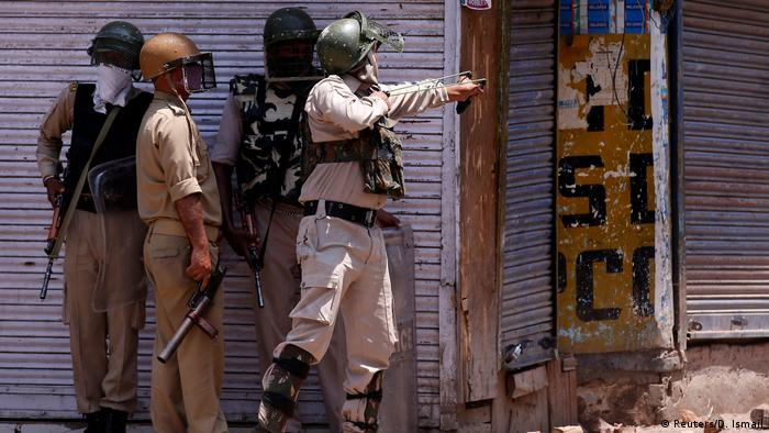 Kashmir Protest (Reuters/D. Ismail)