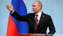 G20 Gipfel in Hamburg | Wladimir Putin