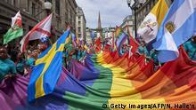 London Gay Pride 2017