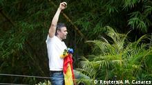 Venezuela Freilassung von Leopoldo López, Oppositionsführer