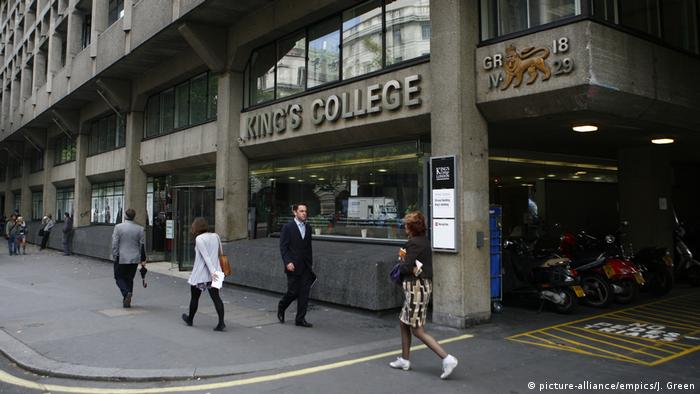London King's College (picture-alliance/empics/J. Green)