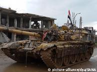 Загони армії Башара Асада під час війни в Сирії (архівне фото)