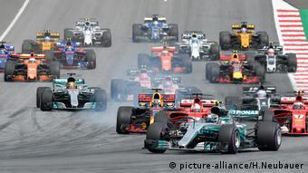 Österreich, Start der Formel 1 in Spielberg