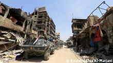 Irak, Rückeroberung von Mossul vom IS