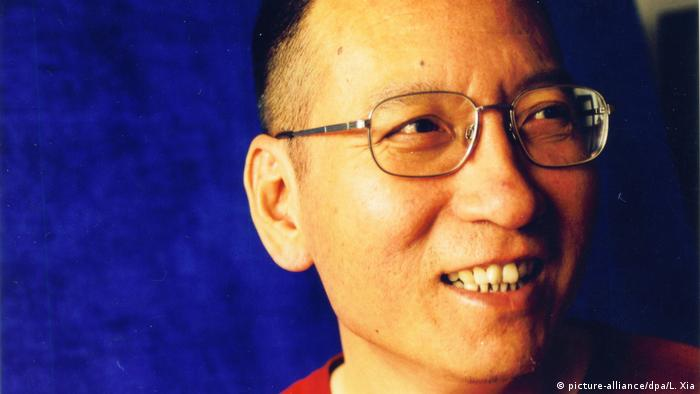 China Bürgerrechtler Liu Xiaobo (picture-alliance/dpa/L. Xia)