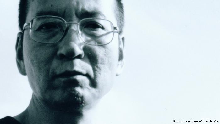 China Bürgerrechtler Liu Xiaobo (picture-alliance/dpa/Liu Xia)