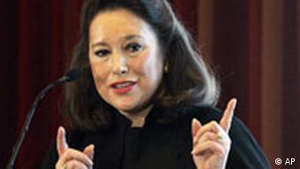 Die Präsidentin der New York Times, Janet Robinson