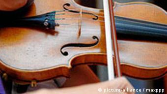 Musikinstrument Violine