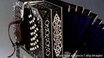 Musikinstrument Ziehharmonika