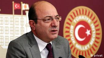 Türkei Ilhan Cihaner (privat)