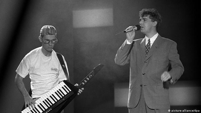 Frühe Jahre der Pet Shop Boys | Neil Tennant