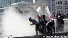 Türkei Proteste Demonstration gegen Erdogan
