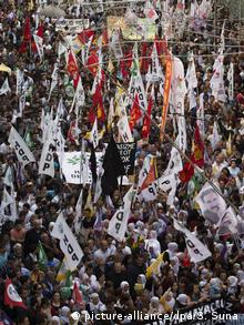 Διαδηλώσεις κατά του Ερντογάν