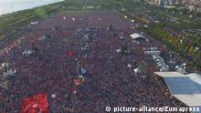Türkei Proteste Demonstration gegen Erdogan