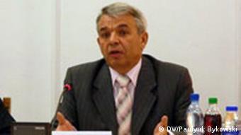 Секретарь ЦИК Беларуси Николай Лозовик